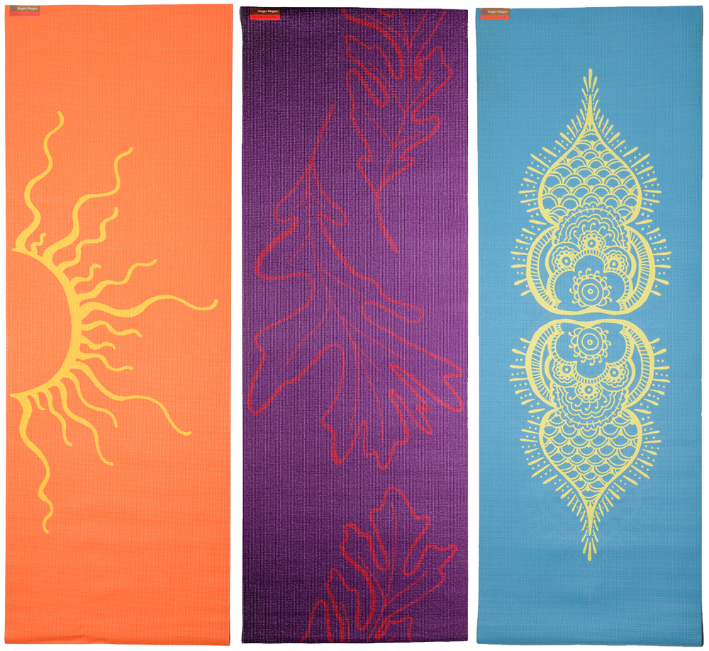 mat bags printed yoga bag mats